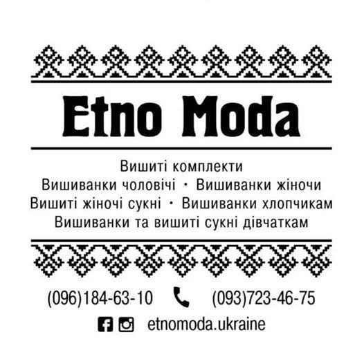 """Etno Moda""інтернет-магазин"