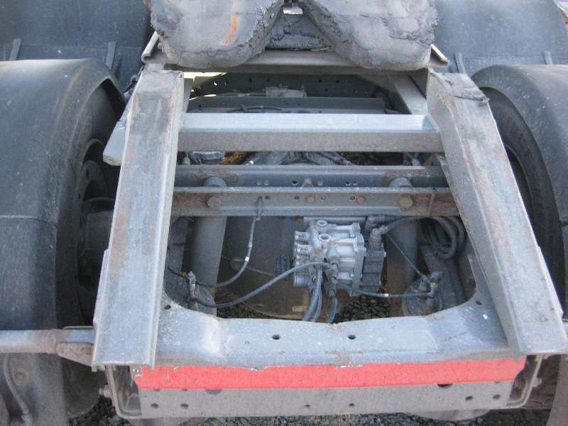 Задний мост RENAULT PREMIUM 420 P1370 12x37
