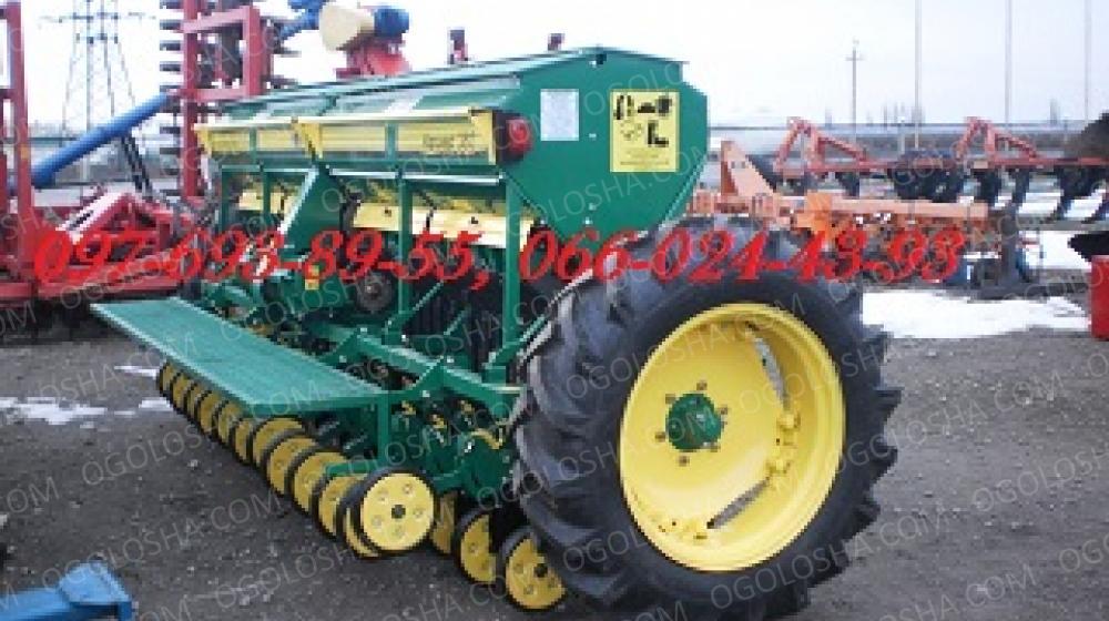 Сеялка зерновая Харвест 360 Harvest 360
