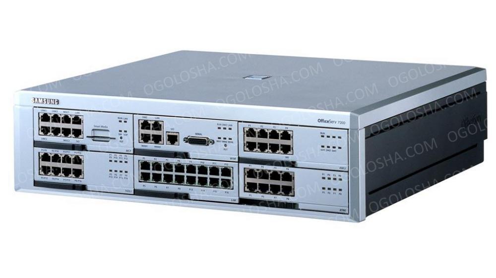 продается Цифровая АТС OfficeServ 7200