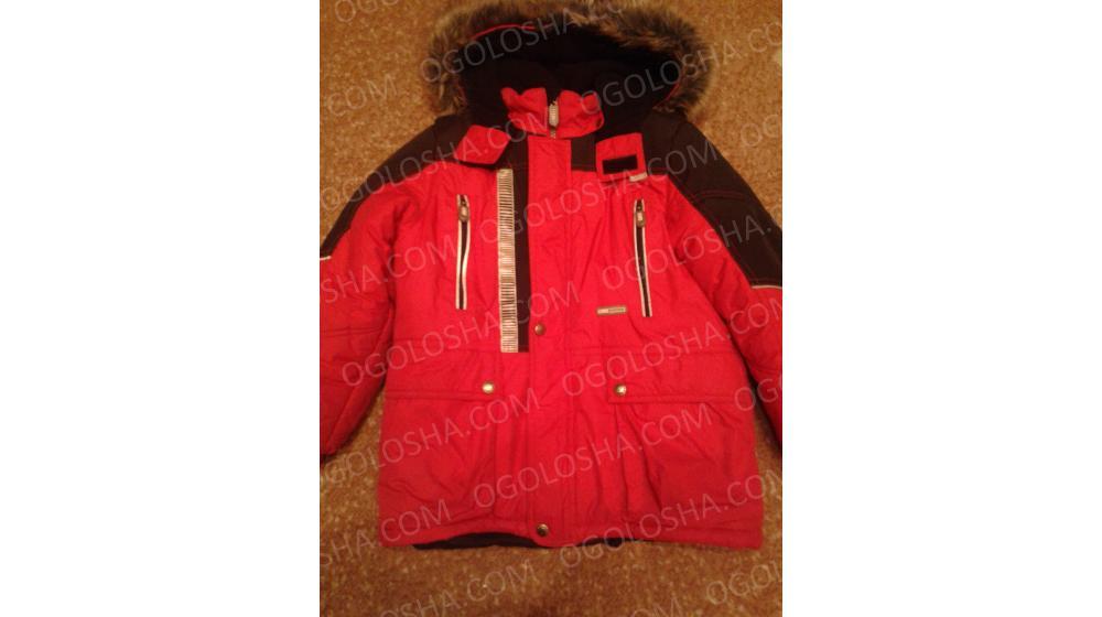 Продам куртку Lenne на мальчика в отличном состоянии. Рост 128+6см