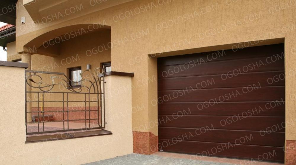 Кращі гаражні ворота