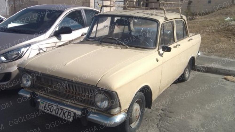 Продам автомобиль Москвич 412 тел.592-07-20
