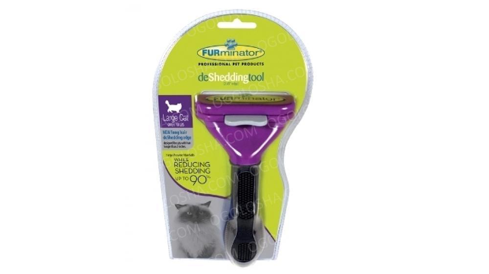 Furminator Фурминатор средний для короткошерстных собак размер - 6,8 см