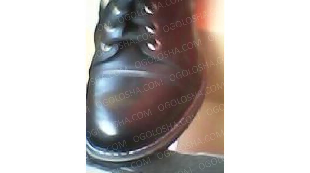 Туфли муж кожаные MIDA модель Глобус р 45