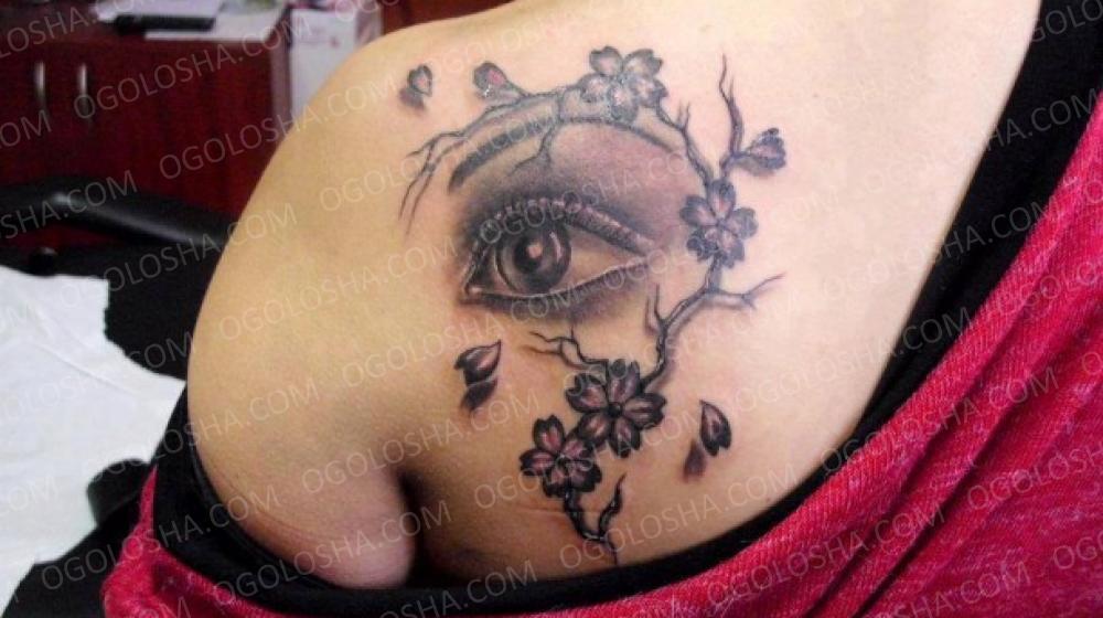 Мастер художественной татуировки
