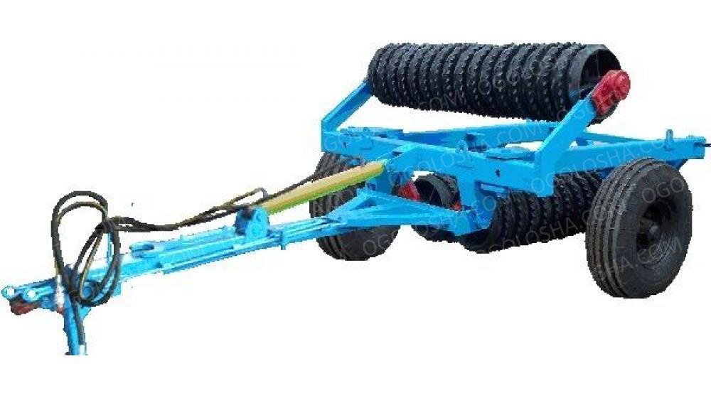 Каток зубчато-кольчатый КЗК-6П