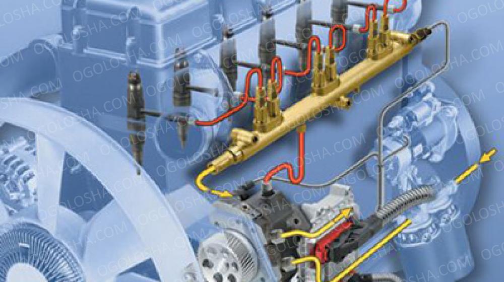 Ремонт топливной системы Renault Fiat Peugeot Citroen
