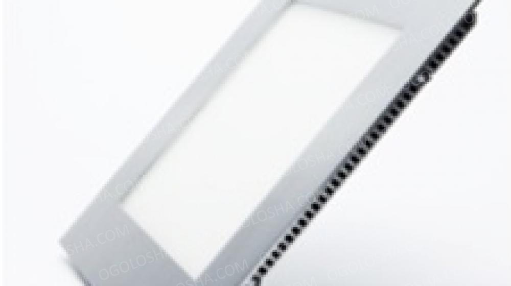Світильник лед, в асортименті 3Вт, 6Вт, 12Вт, 18Вт, 24Вт