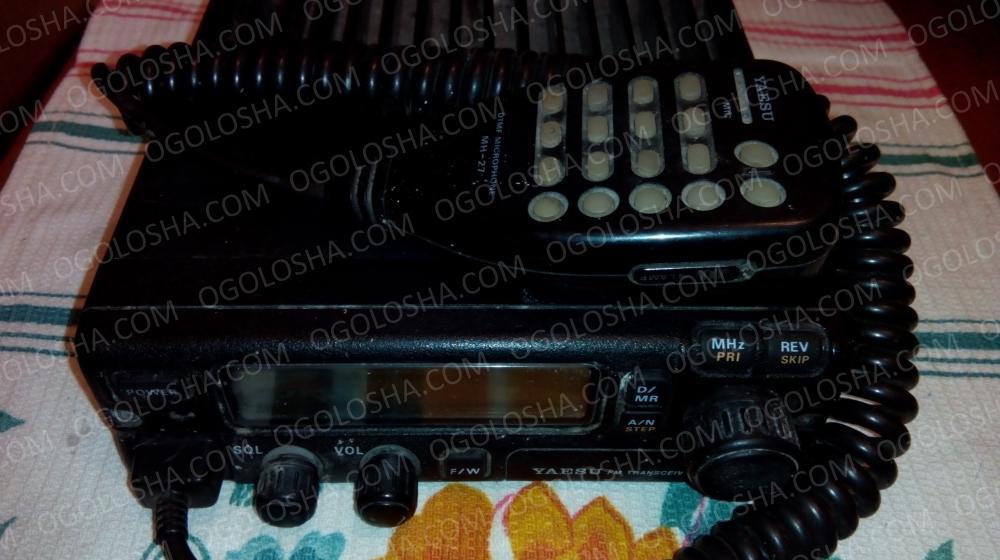 Продам радиостанцию Маяк, Лен, антенны, кабель, мачту антенную 10м, 16м.