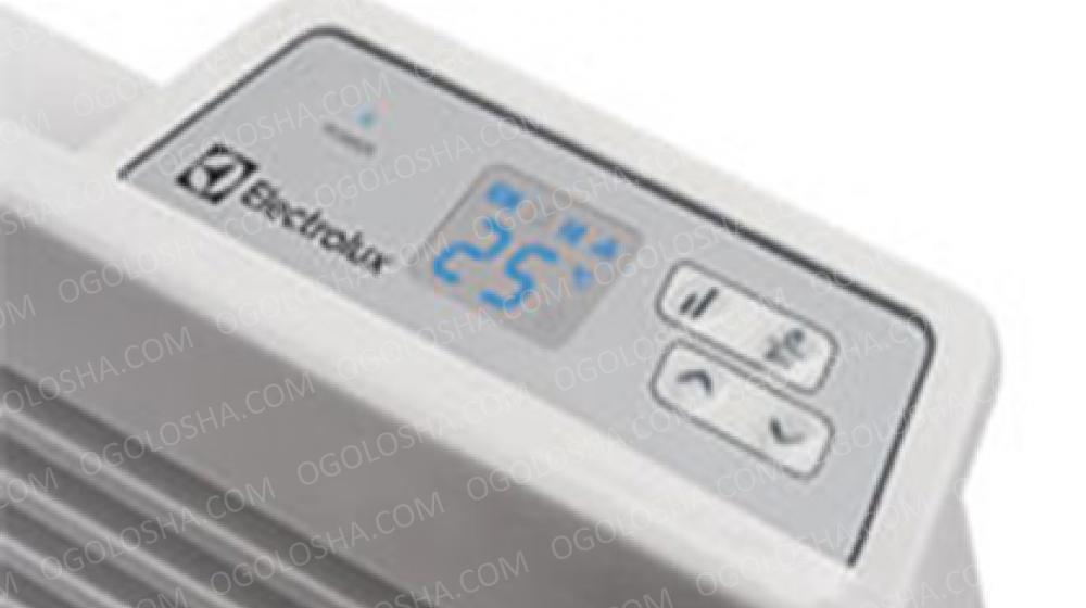 Покупайте электрический конвектор ELECTROLUX