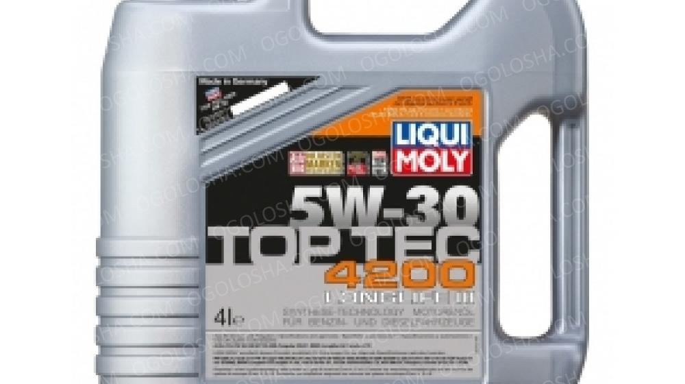 LM 4л TOP TEC 4200 5W-30 Масло синтетическое