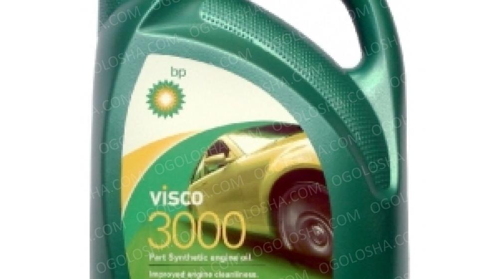 BP 4л Visco 3000 10W-40 Масло полусинтетическое