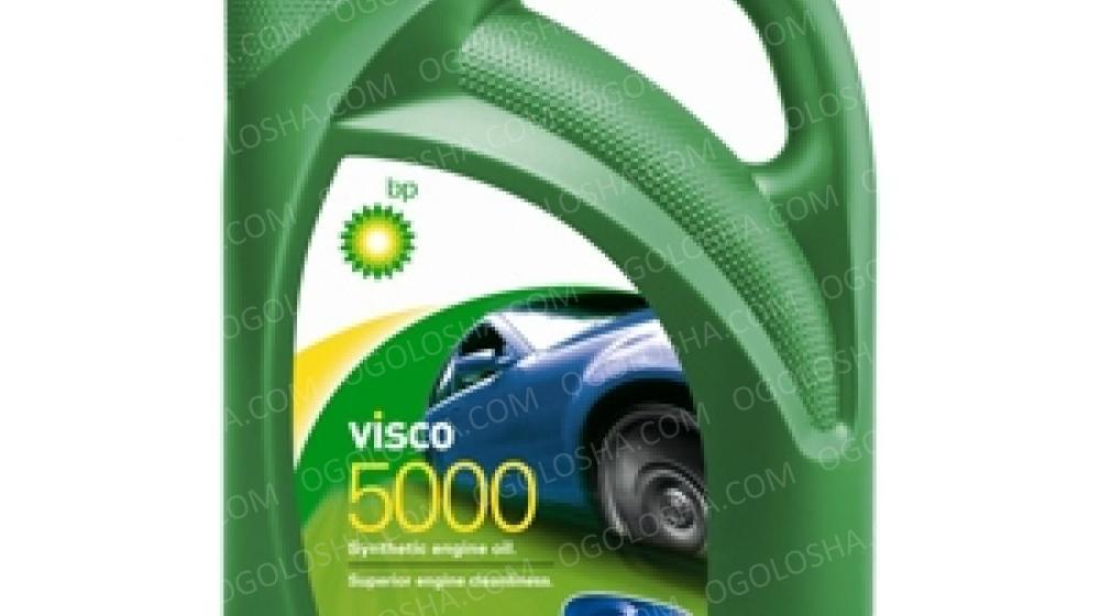BP 4л Visco 5000 5W-40 Масло синтетическое