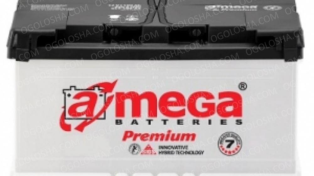 Аккумулятор (АКБ) А mega BATTERIES Premium 6СТ-92-АЗ (0) 850A