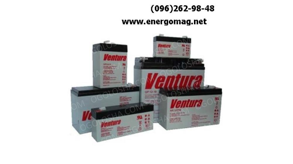 Аккумулятор для ИБП Ventura, для бесперебойника, гелиевый, купить, в Киеве, Одессе, Днепре, Хмельницкий, Херсон