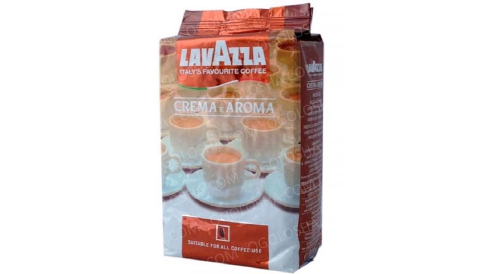 Кофе в зернах Lavazza Crema e Aroma 1 кг Оптовые цены