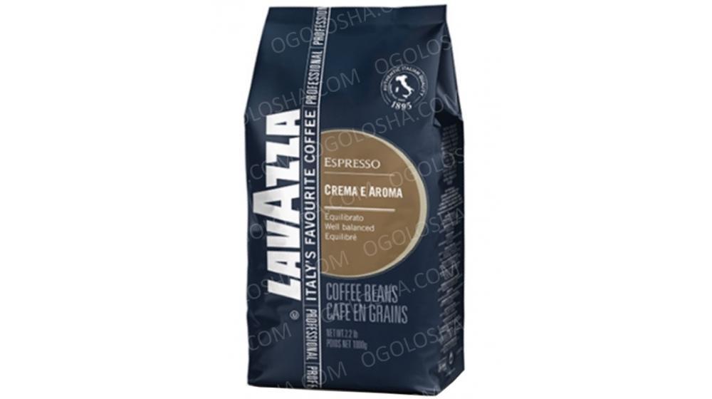 Кофе в зернах Lavazza Espresso Crema e Aroma Blue 1 кг Оптовые цены