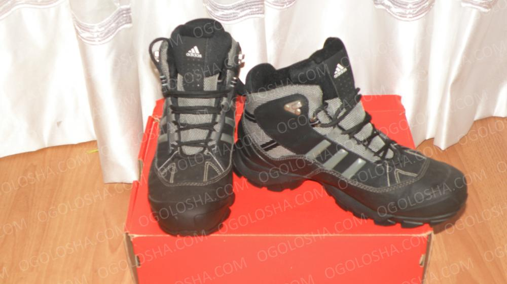 Ботинки Adidas winter HIKER CP PL  40 размер