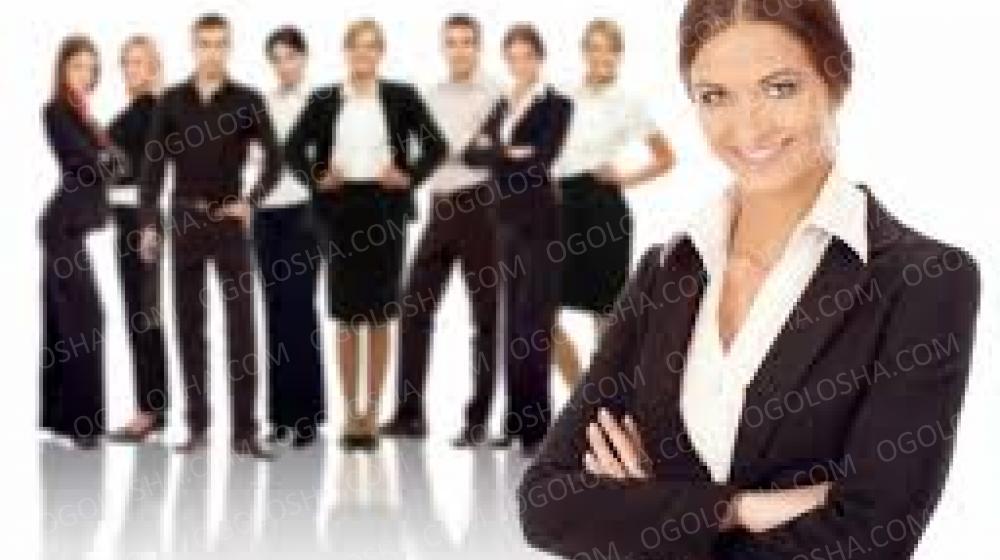 Менеджер на административную должность