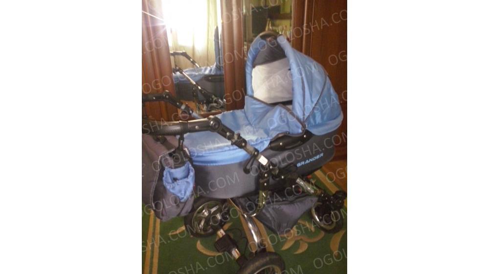 Универсальная коляска Tutek Grander 2 в 1+ подарок слинг