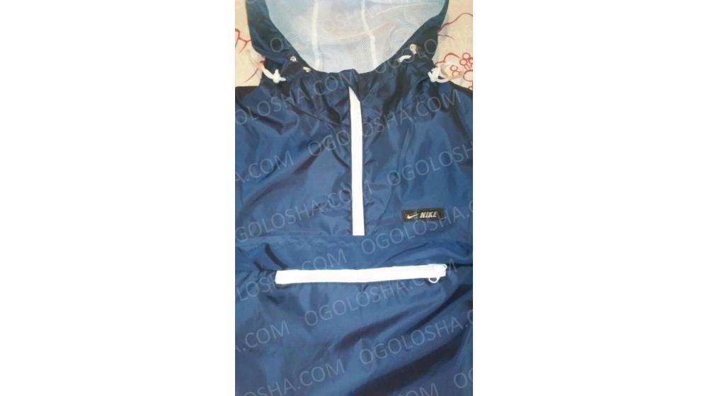 Мужская спортивная куртка Анорак. Стильная!