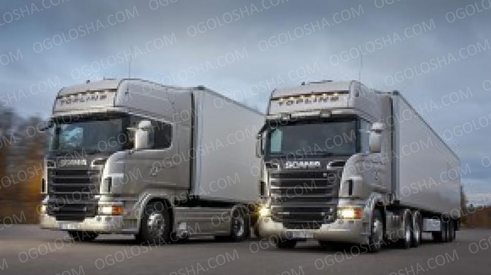 Вантажні перевезення по Україні з Європи,СНГ