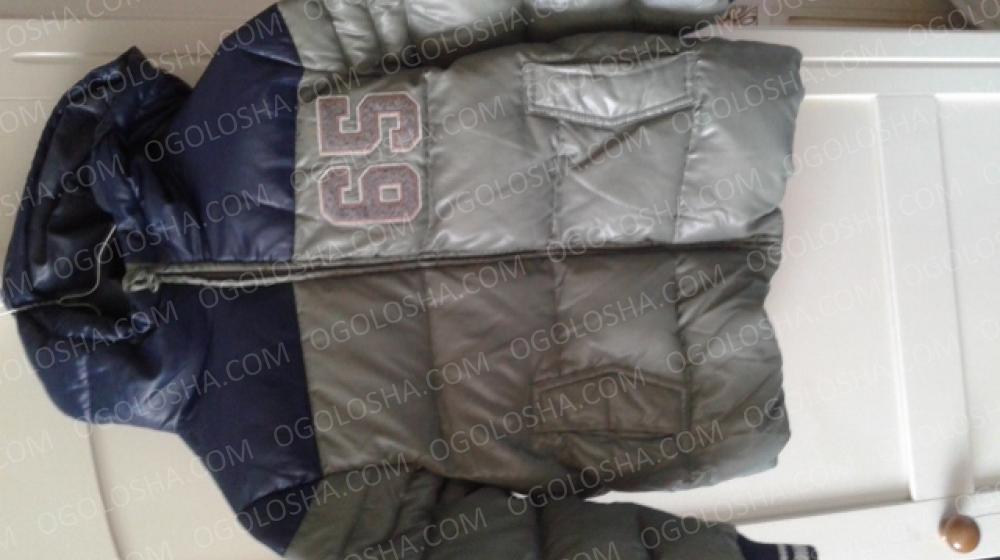 Куртка с капюшоном BENETON