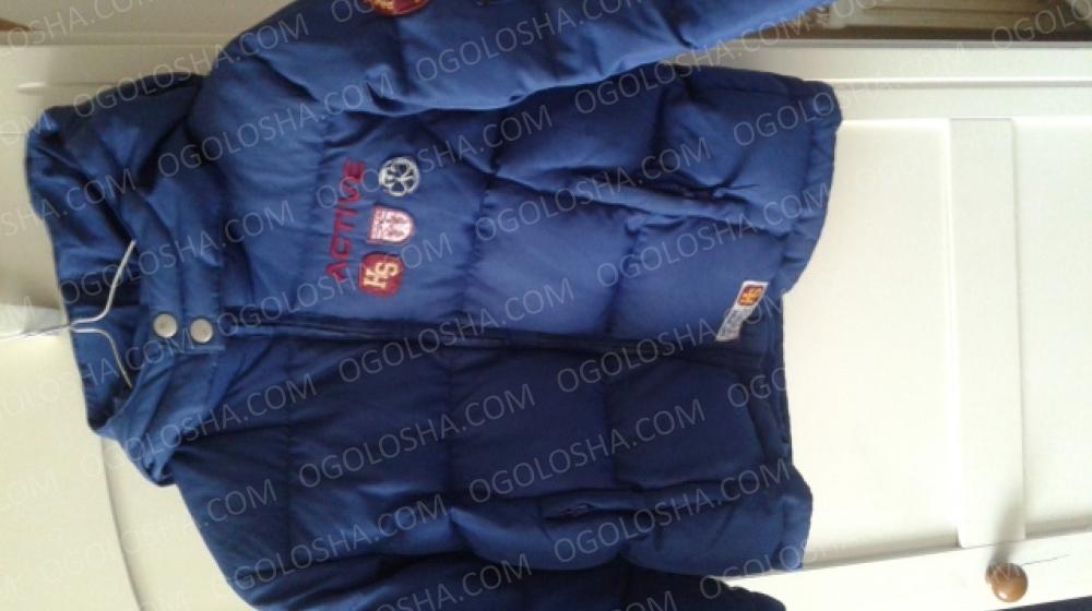 курточка с капюшоном CHICCO