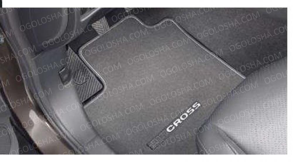 CITROEN К-т велюровых ковриков салона C4 Aircross
