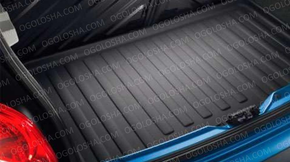 CITROEN Двухсторонний коврик для багажника PEUGEOT 208