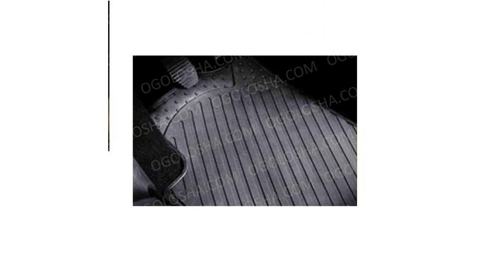 CITROEN К-т передних резиновых ковриков (2шт) Berlingo (B9) прав руль!!!