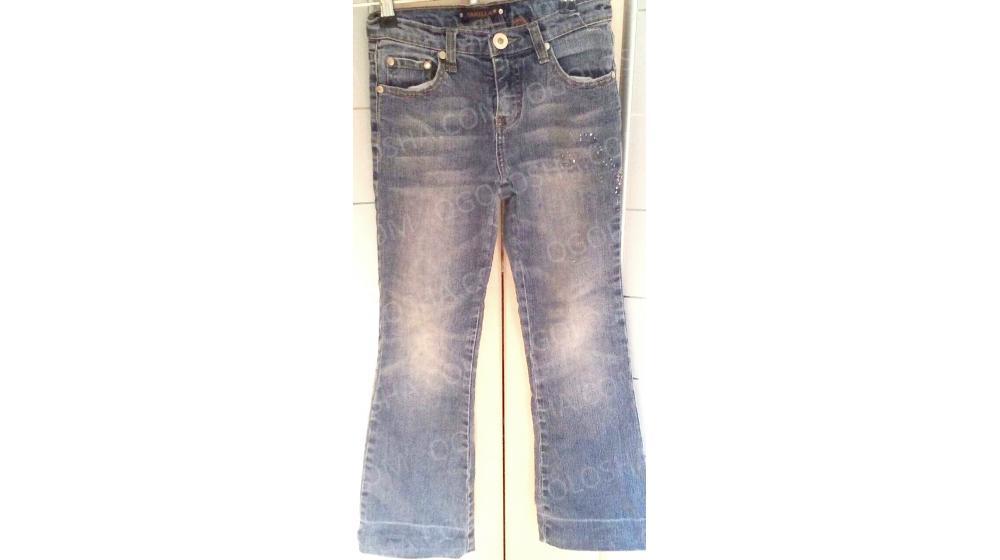 Недорогие джинсы для девочки