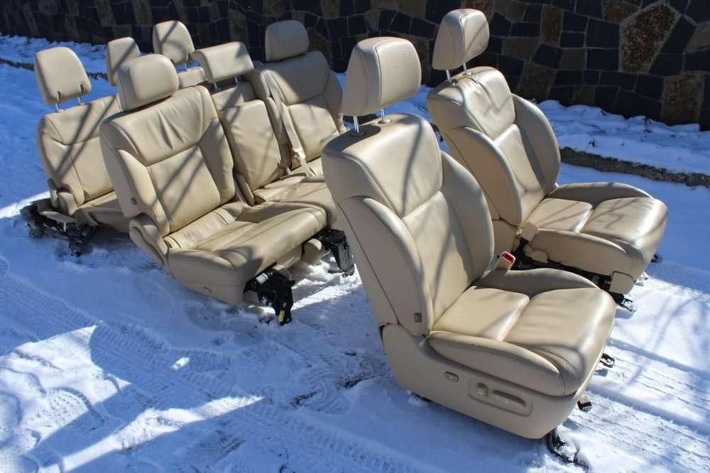 Сиденья салон автосидения сидіння Lexus Lx 570