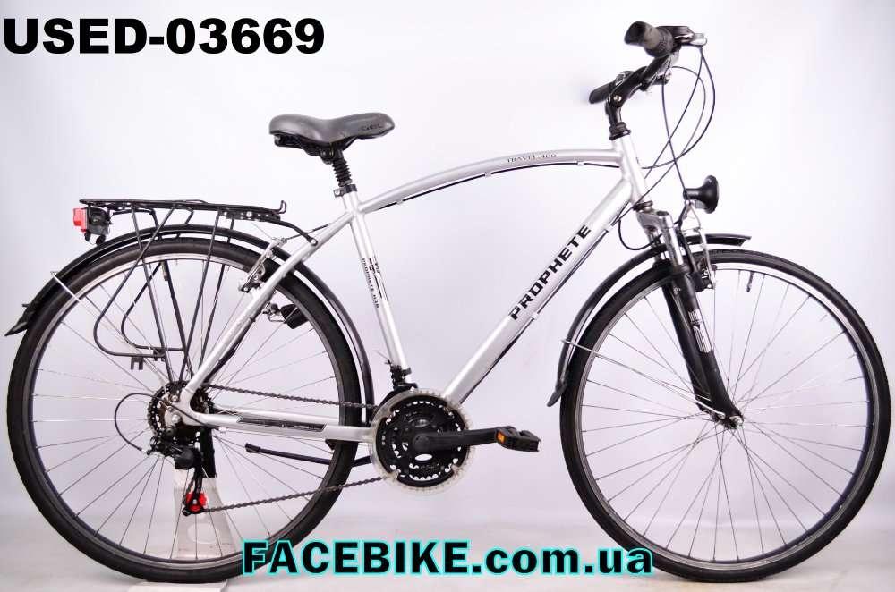 БУ Городской велосипед Prophete-Гарантия,Документы-у нас Большой выбор