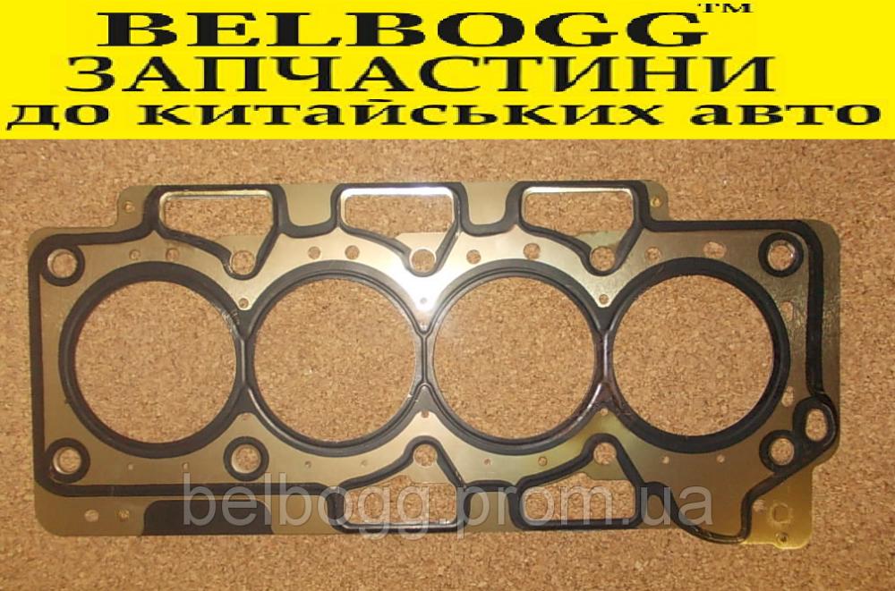Прокладка ГБЦ (металл) Chery Tiggo 5, Чери Тигго 5
