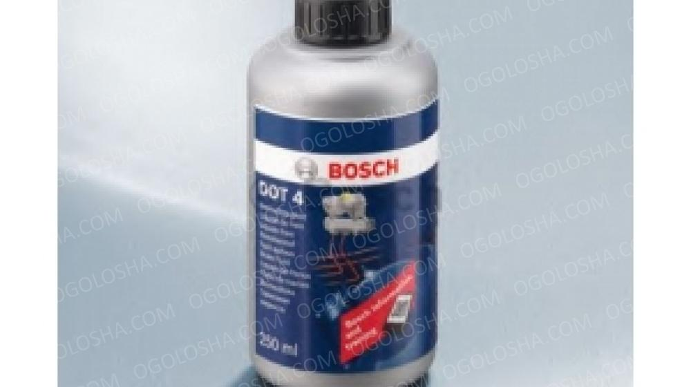 BOSCH 0,25л Тормозная жидкость DOT-4