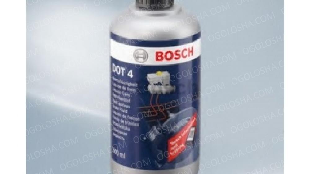 BOSCH 0,5л Тормозная жидкость DOT-4