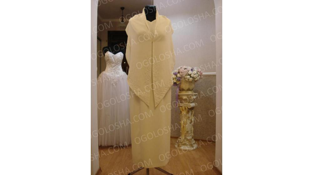Свадебное платье с палантином Windsmoor