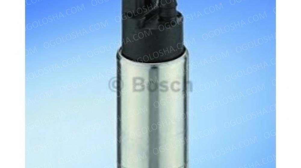 BOSCH (LV) , Электро-бензонасос LADA 1, 3/1, 5/1, 7 (в бак 3. 5bar, L=115mm)