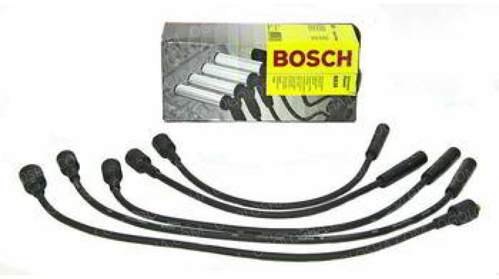 BOSCH (LV) B828 Провода высокого напряжения 5шт. LADA 2101-07
