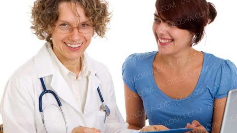 Услуги гинеколога