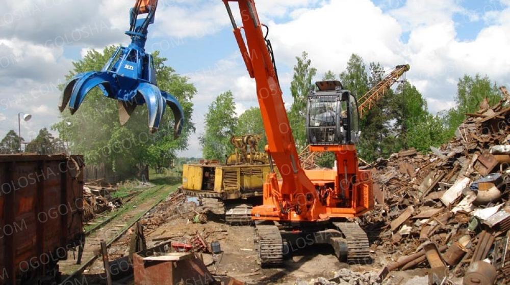 Прием металлолома. Сдать металлолом  в Днепропетровске