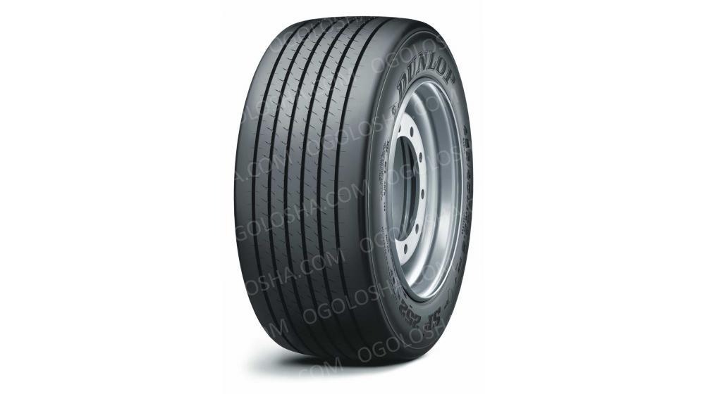 435 50 19.5 Dunlop SP252 Люксембург 2015 Новые в наличии г.Львов