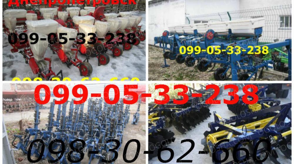 Продажа Сеялка Гибрид СУ-8 (альтернатива знаменитой УПС,ВЕСТА)