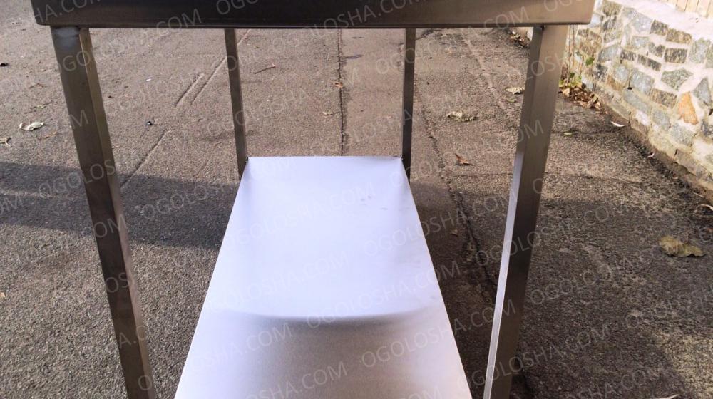 Разделочный стол из нержавейки продам не дорого.