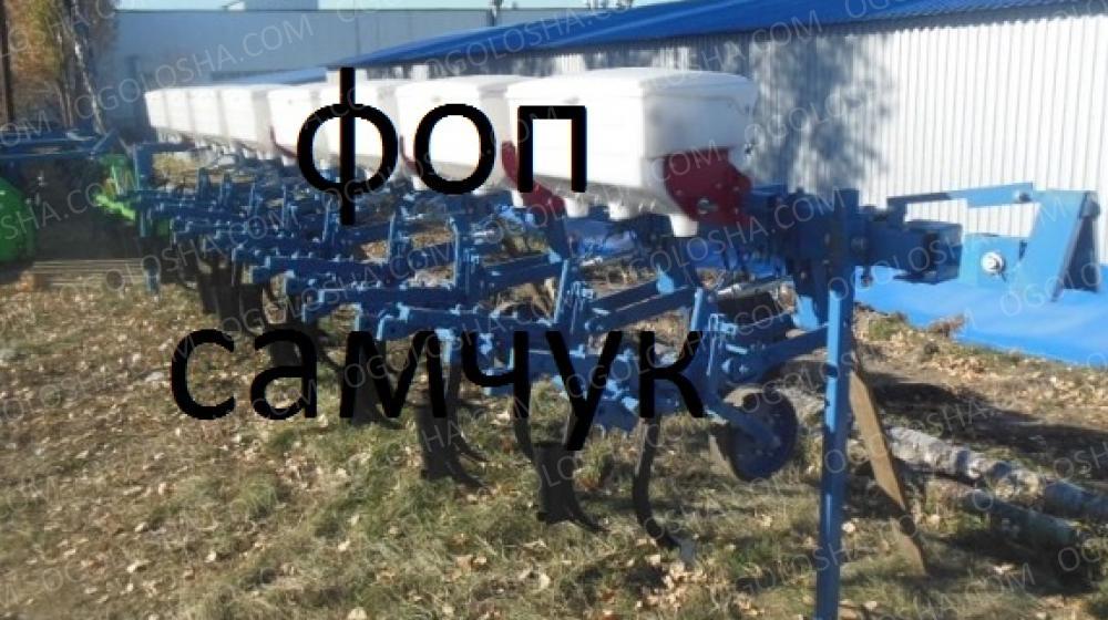 Культиватор КРН, КРНВ, секции культиватора