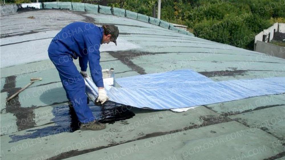 Ремонт крыши дома в Киеве