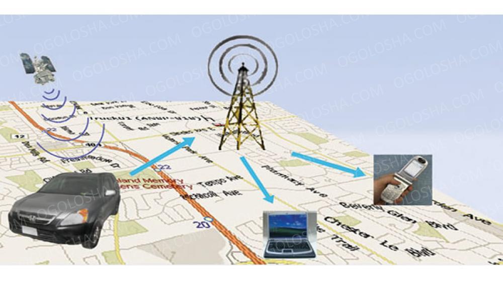 GPS  слежение за Вашим автомобилем