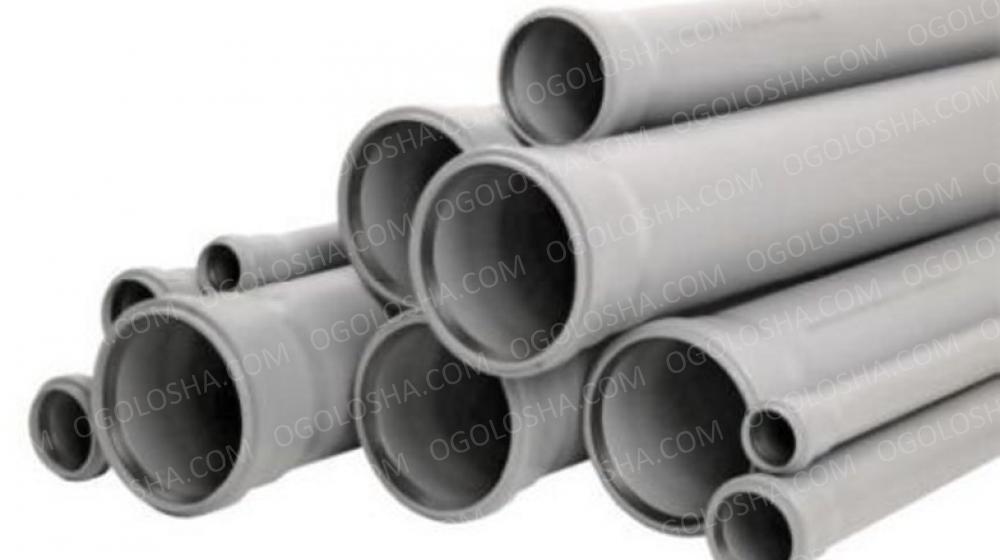 Труба для каналізації